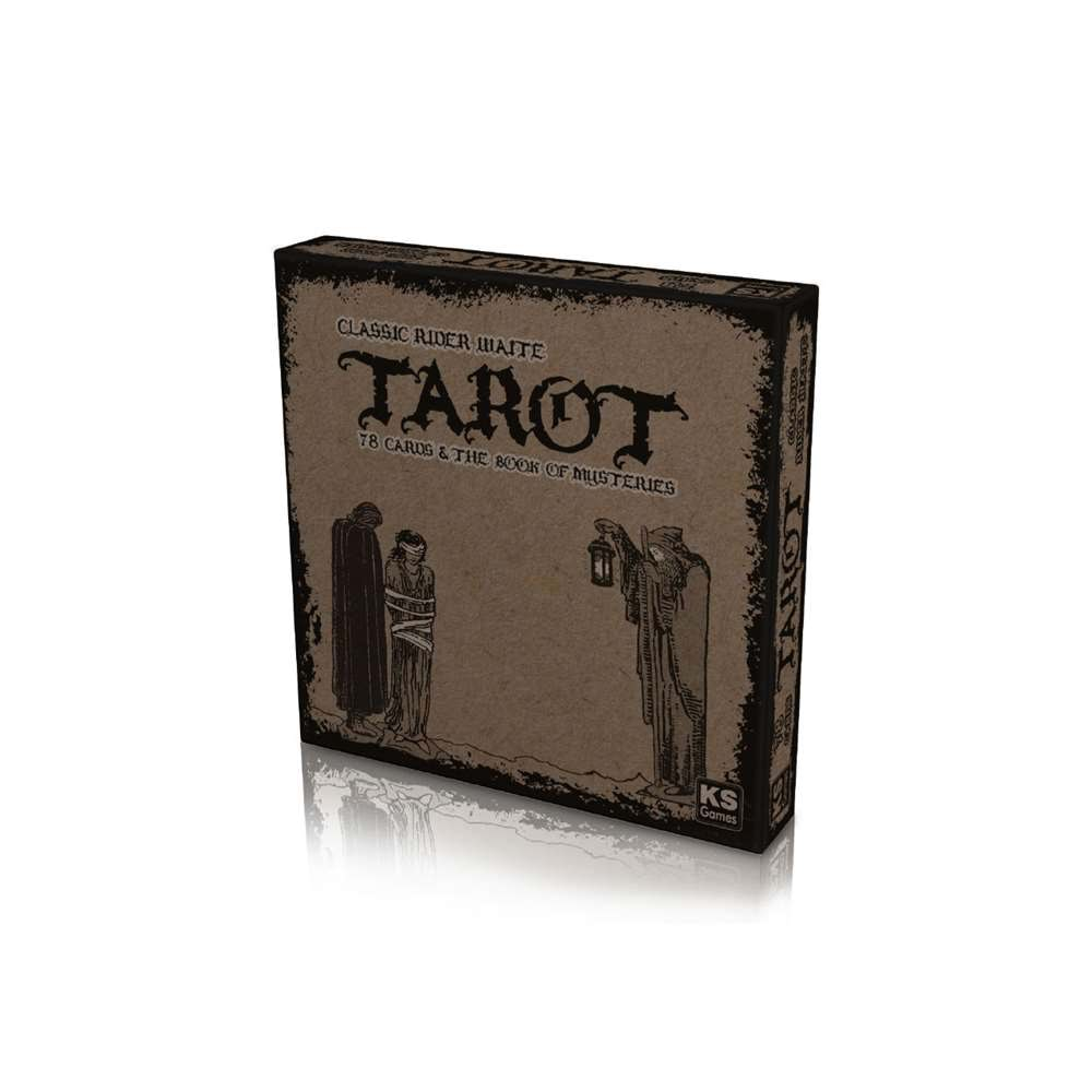 KS GAMES TAROT SETİ 78 CARDS