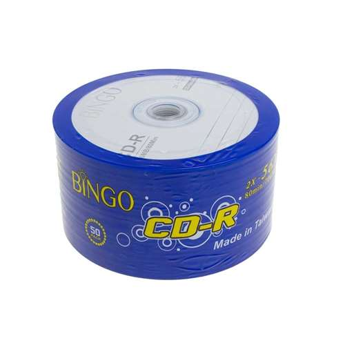 BİNGO CD-R 700 MB 50 Lİ PK
