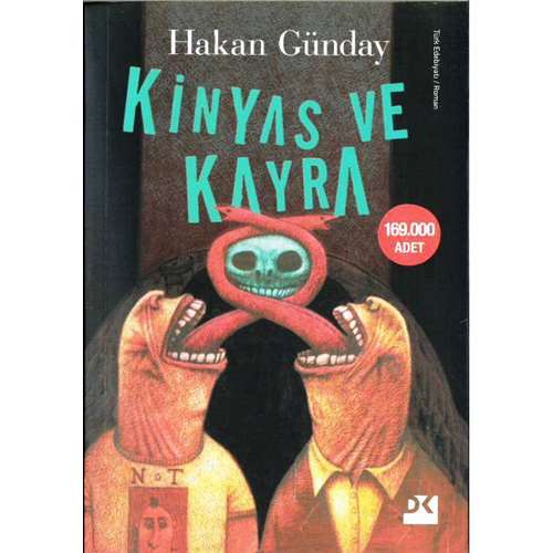 KİNYAS VE KAYRA - HAKAN GÜNDAY